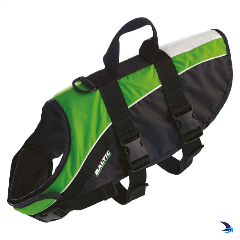 Baltic - Pet Aid Mascot Buoyancy Aid (Green)